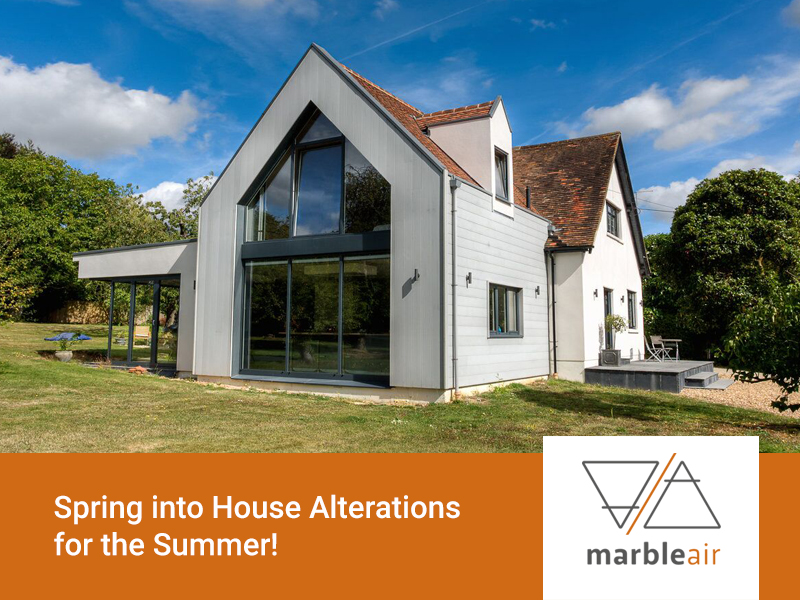 Spring into House Alterations for the Summer Image 1