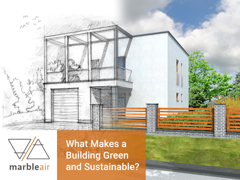 What Makes a Building Green and Sustainable Image 1